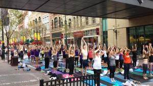 Yogathon 2014