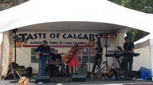 Taste Of Calgary